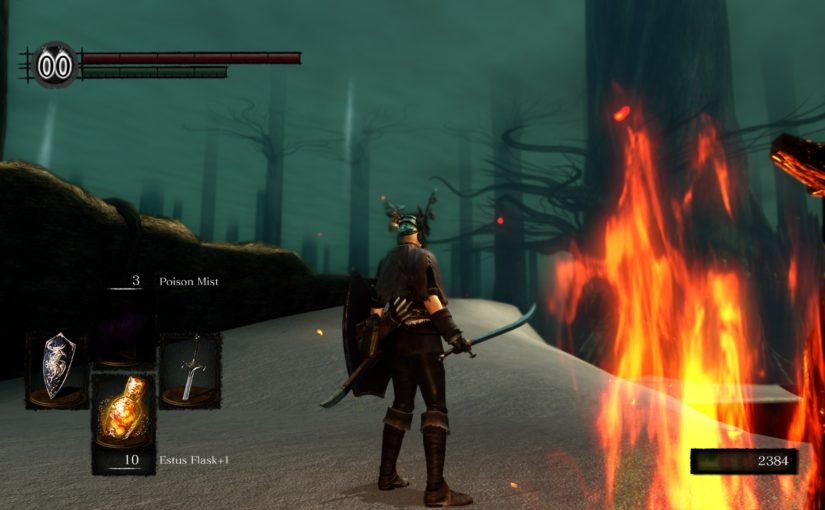 A Dark Souls Journal #2: Ash Lake